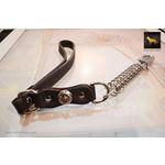 Warrior Short Leather Leash 3