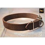 Crocodile Leather Collar