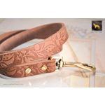 Autumn Leather Leash
