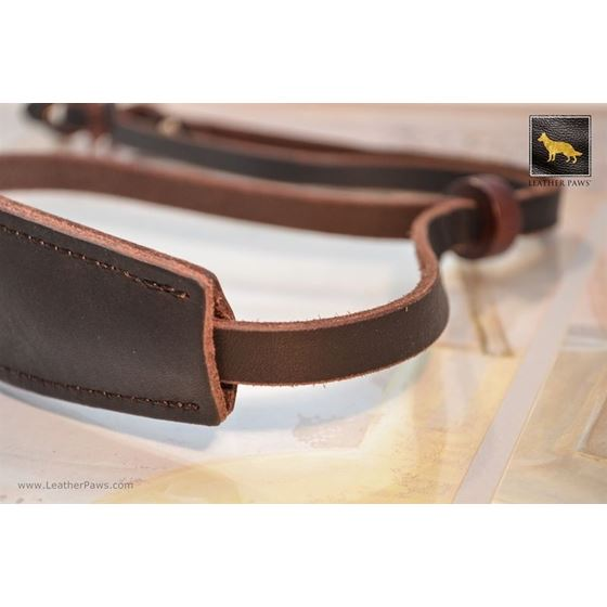Striker Leather Collar